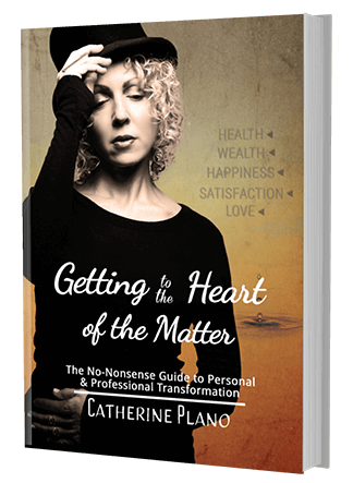 Getting to the Heart of the Matter Book
